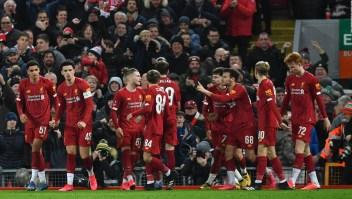 El Liverpool de los récords