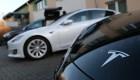 Imparable crecimiento de las acciones de Tesla