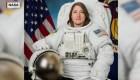 Christina Koch: la mujer récord en el espacio