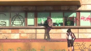 """AMLO denuncia """"mano negra"""" en protestas de la UNAM"""
