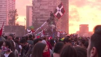 Las protestas en Chile ya dejan 31 muertos