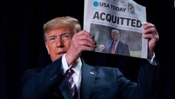 Trump a los demócratas y Romney: Perjudicaron a la nación