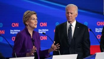 Lo más destacado del foro demócrata de New Hampshire