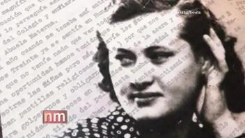Historia que una sobreviviente de Auschwitz dejó grabada