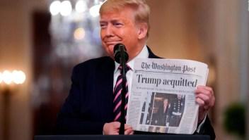 Las claves para entender la absolución de Trump