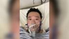 Médico que alertó del coronavirus aún vive