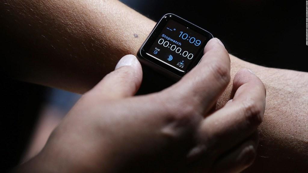 Apple Watch vende más que todas las marcas suizas de relojes