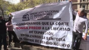 Periodistas exigen justicia ante asesinatos de colegas del gremio