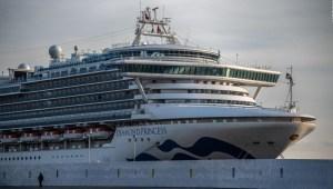La odisea de un chileno a bordo del crucero en Japón