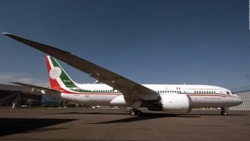 Este es plan de AMLO para el avión presidencial