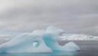 Las altas temperaturas derriten los glaciales de la Antártida
