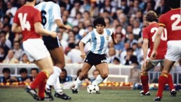 Maradona: el astro argentino según su ex preparador físico