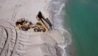 Plan para recuperar las playas de Miami de la erosión