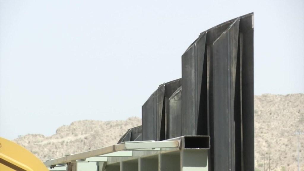 Constructora privada quiere levantar su propio muro en la frontera con México