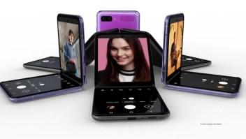 Samsung revela el Galaxy Z Flip durante los premios Oscar