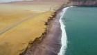 Esto es un día de parque en la Reserva Nacional de Paracas
