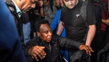 """Edinho, hijo de Pelé: """"Sufre depresión"""""""