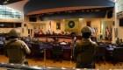 Diputados condenan presencia armada en Asamblea Legislativa de El Salvador