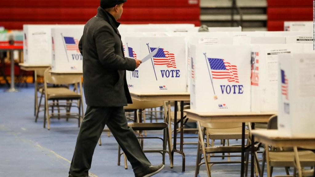 Todo listo para elecciones primarias en Nueva Hampshire