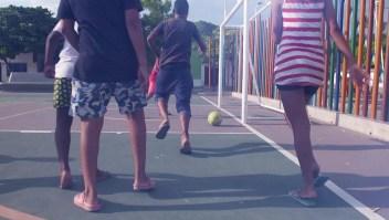 En Santa Marta el fútbol es una religión