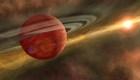 Astrónomos descubren exoplaneta bebé