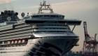 ¿Quién alimenta a los pasajeros de cruceros en cuarentena?