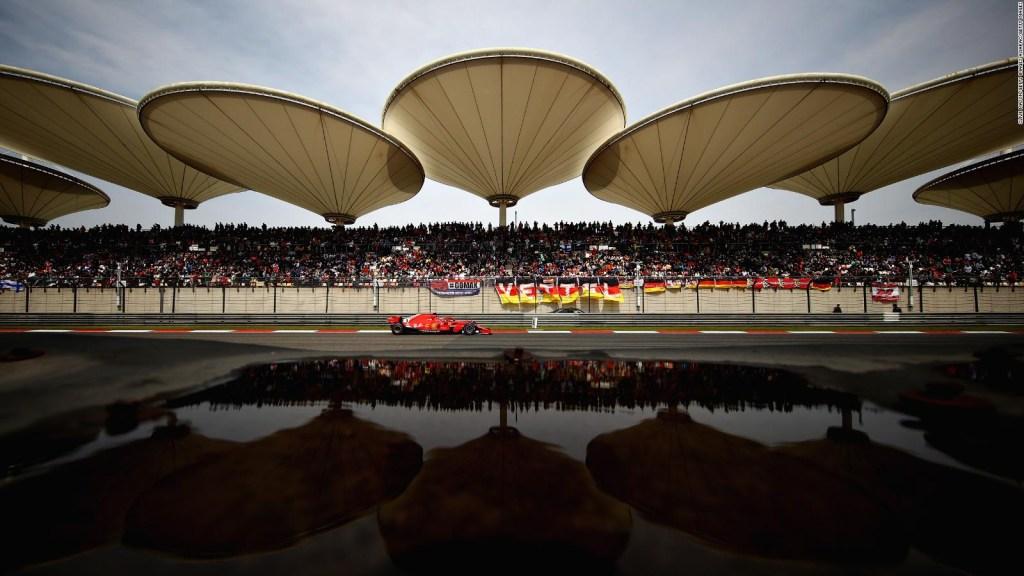 Fórmula 1 suspende el Gran Premio de China