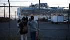 Oficial contrae el coronavirus en crucero en cuarentena