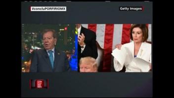 Muñoz Ledo elogia a Nancy Pelosi
