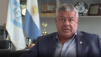 ¿Qué opina el presidente de AFA del cargo de Macri en FIFA?