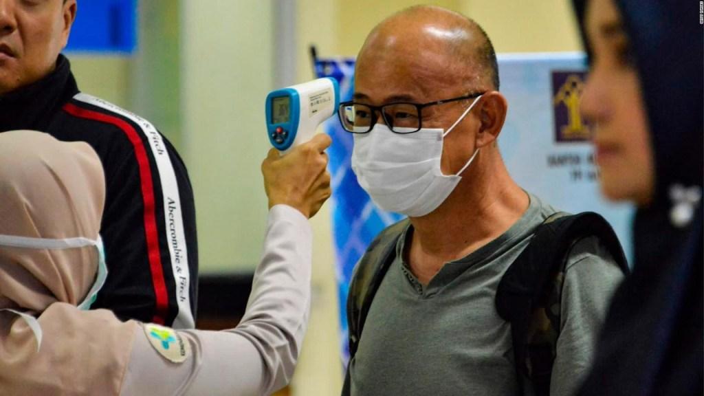 Especialista: El coronavirus aún no es una pandemia