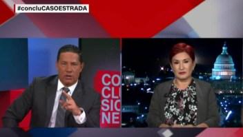 Estrada planeaba atentado contra Aldana, según la DEA