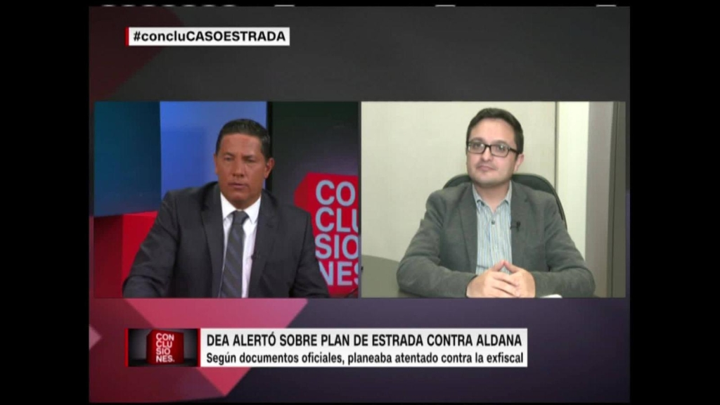 Documentos revelan que Estrada planeaba atentado contra rivales políticos