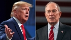 Trump, duro contra Bloomberg