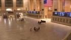 Pareja ganó una cena en la estación Grand Central vacía