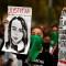 Marcha contra la violencia de género en México