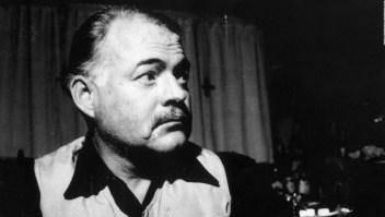 Fuentes revela el lado sensible de Hemingway