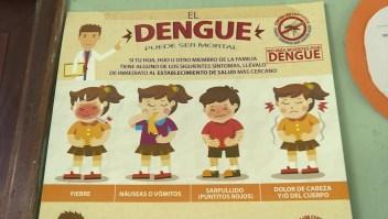El dengue grave azota a Honduras