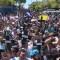 Seguidores de Bukele presionan a los legisladores