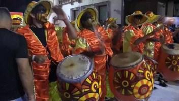 Febrero, al ritmo del carnaval en Uruguay y Francia