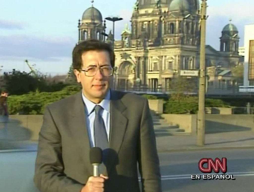 José Levy: 30 años en CNN en Español