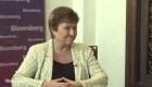 Kristalina Georgieva se refirió al reclamo de Cristina F. de Kirchner