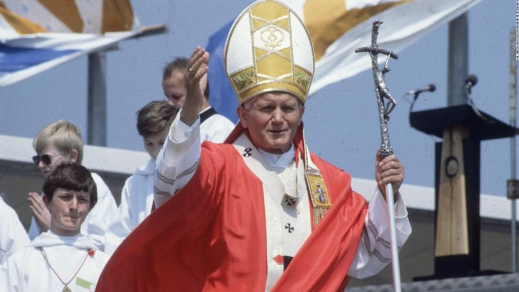 La reacción de José Levy a la muerte de Juan Pablo II
