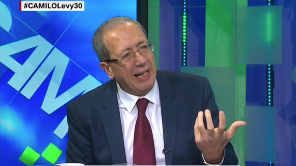 José Levy, esperanzado en reportar la paz en el Medio Oriente