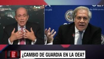 Hugo De Zela critica a Luis Almagro