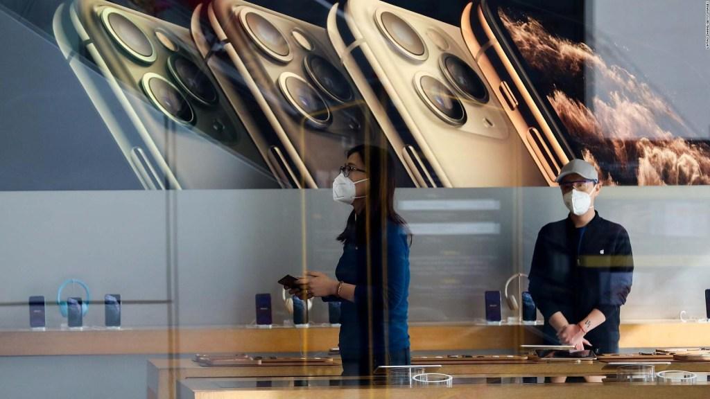 Apple podría tener escasez de insumos por el coronavirus