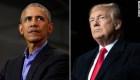 Trump vs. Obama, ¿quién provocó la fuerte economía?
