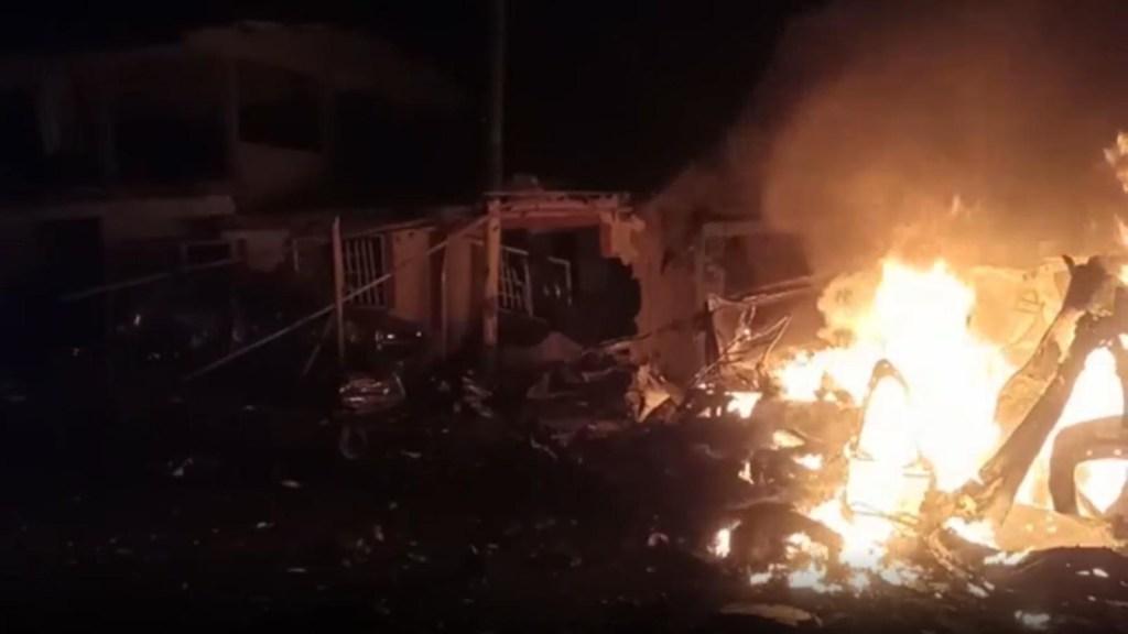 Colombia: ¿la explosión del autobús fue un atentado?