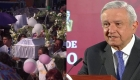 AMLO sobre caso Fátima: Se debe moralizar la vida pública