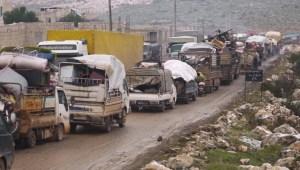 ONU alerta de un importante éxodo de sirios